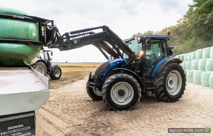 Тракторы Valtra A получили новую трансмиссию