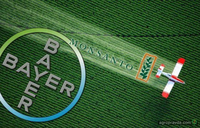 Bayer завершит сделку по слиянию с Monsanto во II кв. 2018 г.