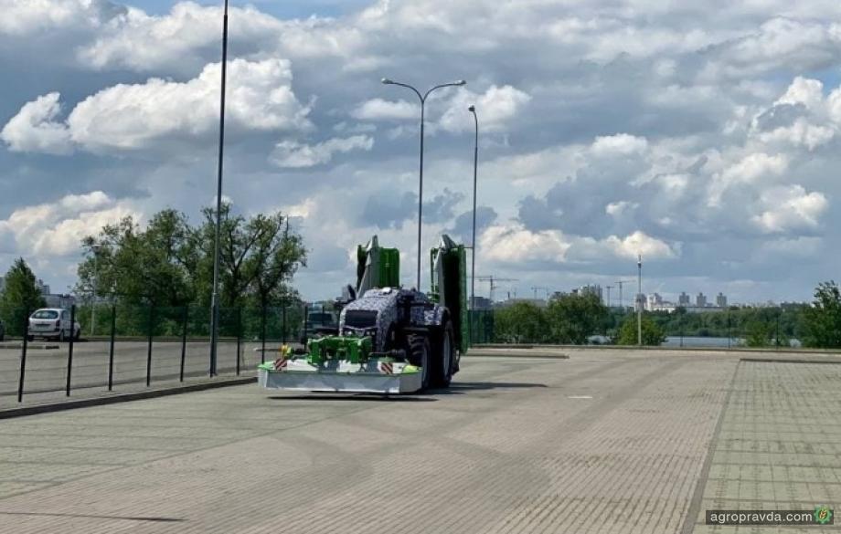 МТЗ разработал трактор-беспилотник