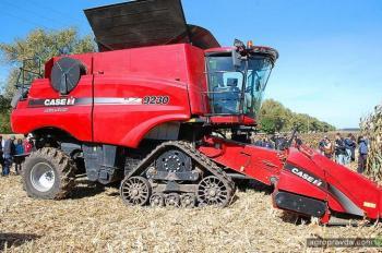 Знаковые новинки 2014 года на рынке сельхозтехники. Комбайны