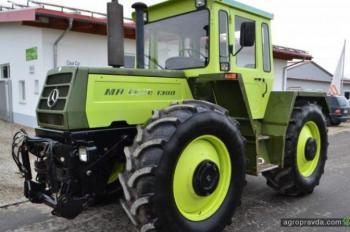 Тракторы от автомобильных брендов
