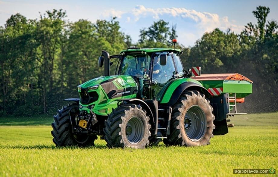 В Украине появится новый трактор Deutz-Fahr