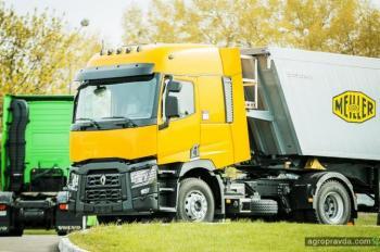 Renault Trucks представила агросамосвал