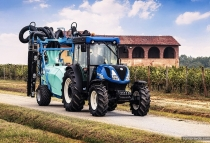 New Holland совершенствует тракторы Т4