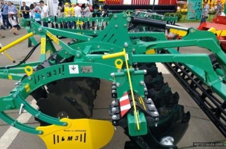 На Агро-2019 представили новый отечественный почвообрабатывающий агрегат