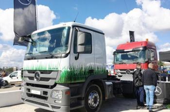 Mercedes-Benz расширил предложение грузовиков для аграриев