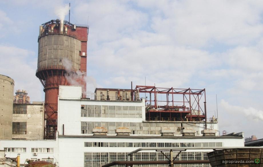 Северодонецкий «Азот» увеличит выпуск карбамида