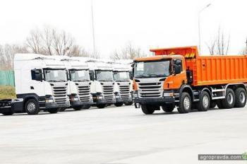 На грузовики Scania действует юбилейное предложение