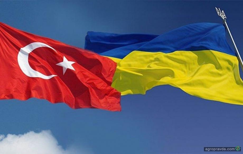 Украина увеличила агроэкспорт в Турцию на 71%