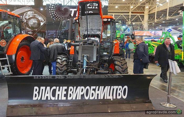 Чем будут удивлять отечественные производители агротехники в 2018 г.