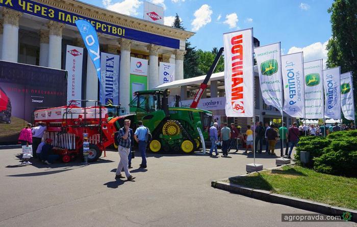 Главные новинки выставки сельхозтехники Агро-2017. Фото