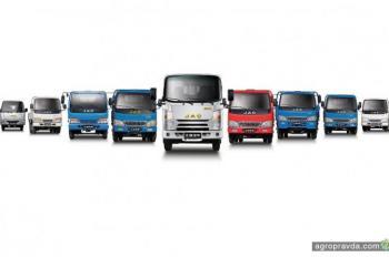 В Украине новый дистрибьютор грузовиков JAC