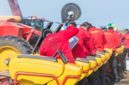 Швидкий висів кукурудзи з Tempo L 16 від Väderstad