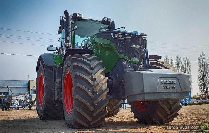 Крупнейший агрохолдинг приобрел новую партию тракторов Fendt