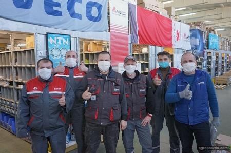 Будет ли Украина с сельхозтехникой во время эпидемии коронавируса