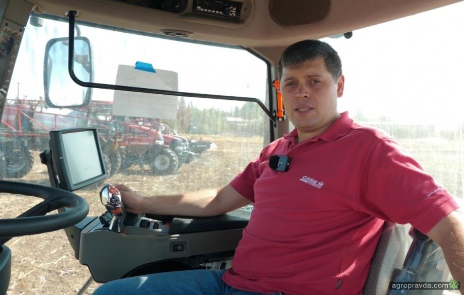Case IH рассказал об оптимизации работы тракторов. Система Power Boost