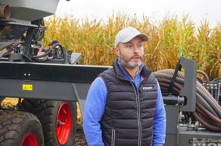 Как показала себя инновационная сеялка Fendt на полях Украины
