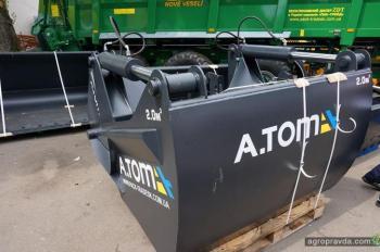 Отечественный бренд Atom набирает популярность в ЕС