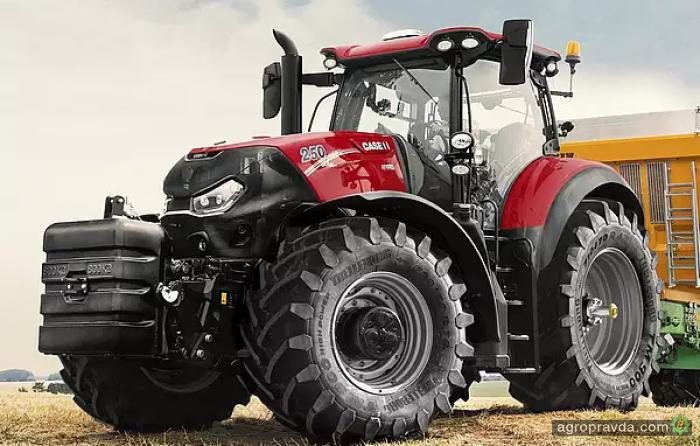 Линейка тракторов Optum расширится новой моделью