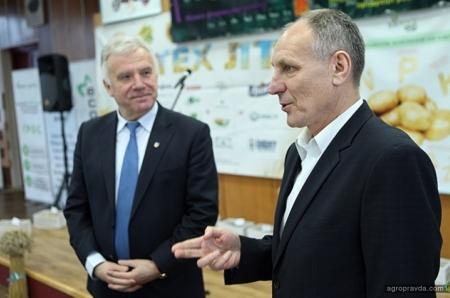 Бизнес помог в Украине открыть современную лабораторию точного земледелия