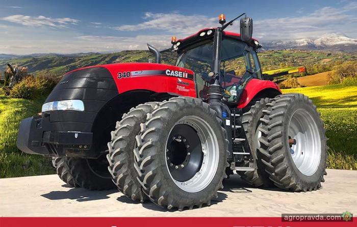 Специальные условия финансирования на трактор CASE IH Magnum 340