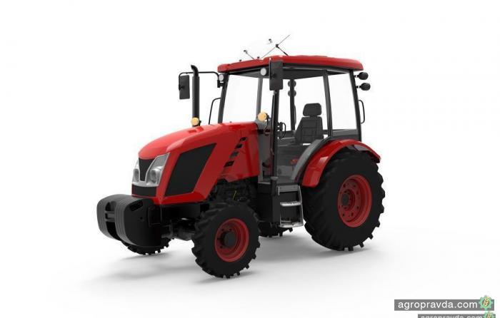 Zetor готовится представить новые серии тракторов