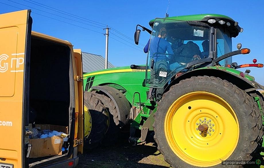 Яку точність RTK обирають вітчизняні аграрії?