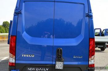 Тест-драйв нового Iveco Daily. Маленькая революция