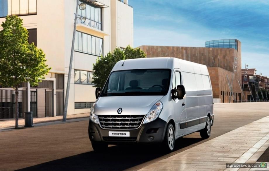 Агрохолдинг ИМК закупил партию автомобилей Renault
