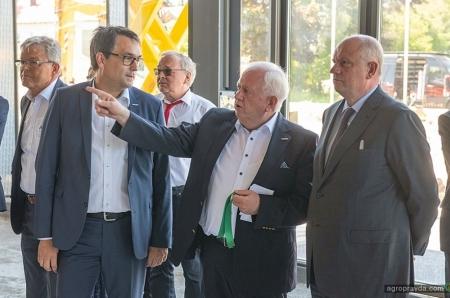 Fendt расширил площади нового Fendt Forum