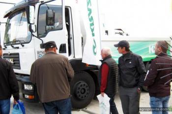 КрАЗ представил две модели для использования в фермерских хозяйствах