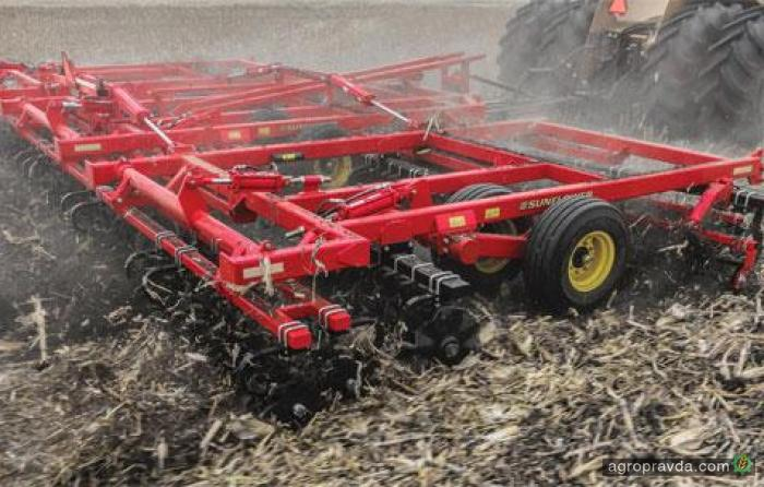 Sunflower представил новую технику для почвообработки