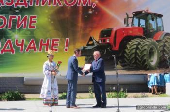 МТЗ отпраздновал 72-летие. Фото
