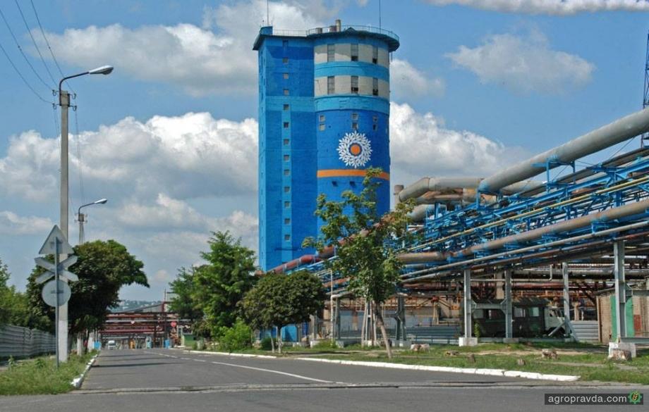 Северодонецкий «Азот» восстанавливает производство удобрений