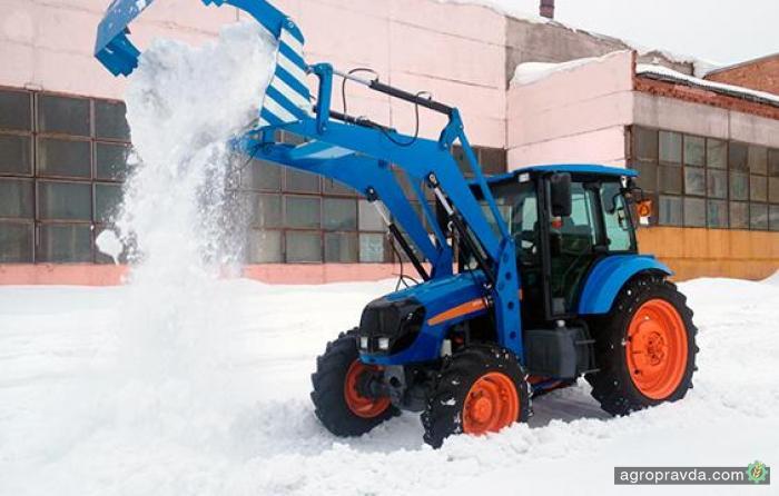 Модернизирован трактор Агромаш 85ТК