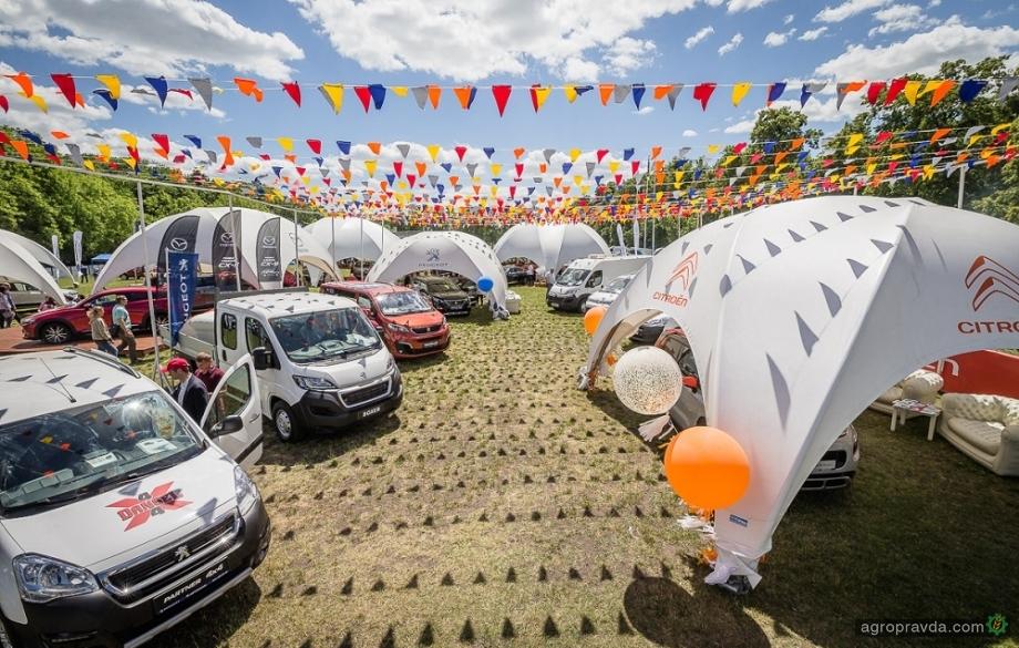 Более десятка авто PEUGEOT, CITROEN, OPEL и DS продемонстрируют на АГРО-2019