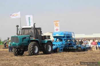 Самые яркие премьеры тракторов в Украине-2017