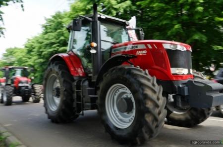 АМАКО представила высокопроизводительную технику на AGROSHOW-2019