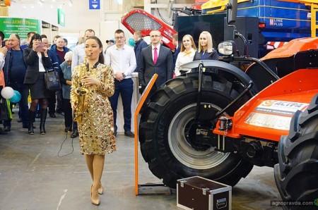 Manitou нового поколения официально вышел на рынок Украины