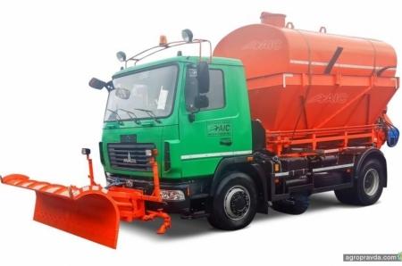 На коммунальную технику и спецтехника МАЗ выгода достигает 300 тыс. грн.