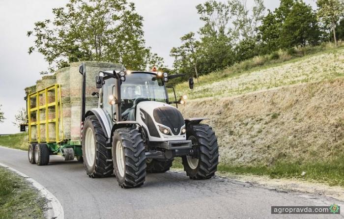 Трактор Valtra получил самую престижную премию за дизайн