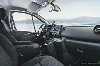 Специальное предложение на пассажирские минивэны Opel Vivaro