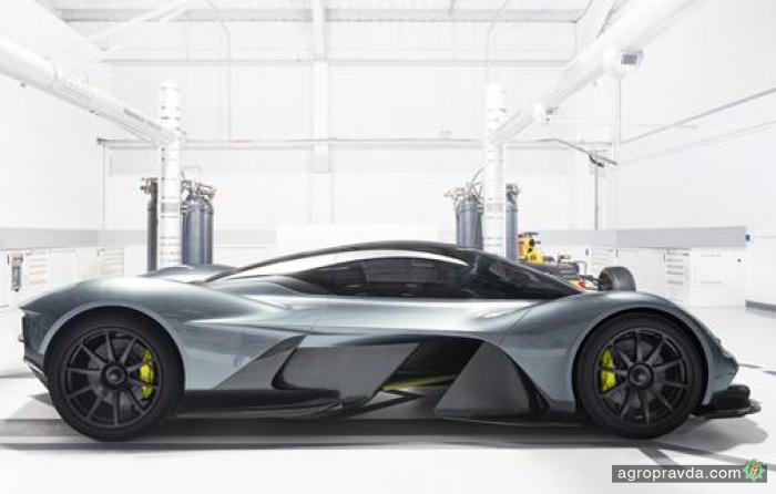 Разработчик двигателей для суперкаров подготовит моторы для YTO