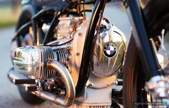 BMW возобновила выпуск прародителя «Днепра»