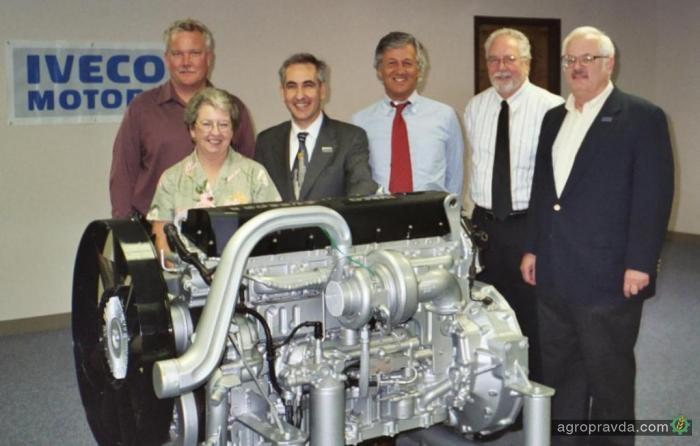 Двигатель Cursor 16 стал «Дизелем года 2014»