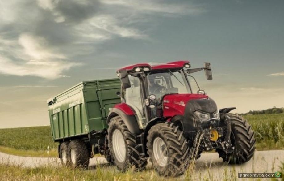Тракторы Case IH Versum получили новое имя