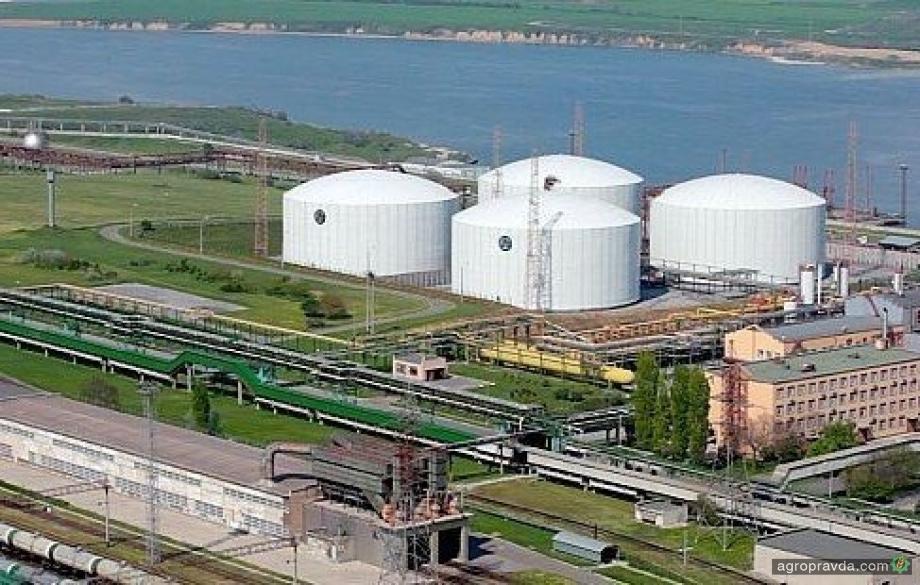 «Укрхимтрансаммиак» оттранспортировал первый миллион тонн аммиака