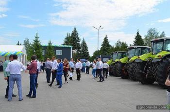 Для аграриев Сумщины открылся новый дилерский центр