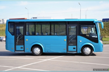 В Украине начали принимать заказы на новый автобус для сельской местности