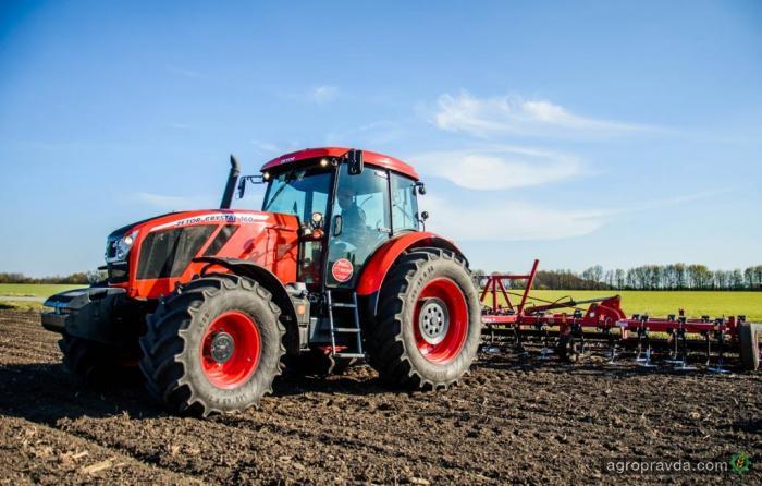 Тракторы Zetor представят в рамках V Международного Дня Поля